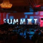 This Dallas area event required video mapping, lighting and sound production from Showtech Productions.