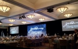 AV Setup in Dallas, TX for a Banquet