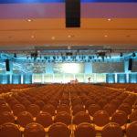 Conference a/v setup