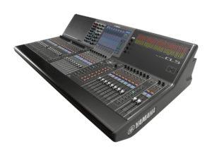 Yahama Mixer LC5