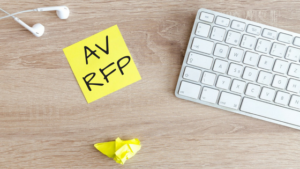 How to Create a Quick and Easy AV RFP for Your Next Event