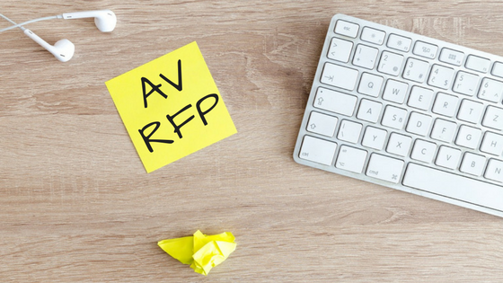 How to Create a Quick and Easy AV RFP for Your Next Event | Showtech