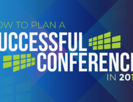 How to Plan a Successful Conference in 2019